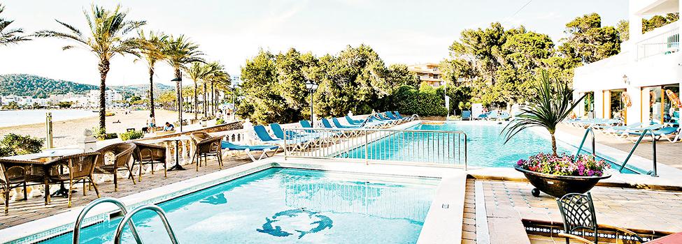 Ses Savines, San Antonio, Ibiza, Spanien