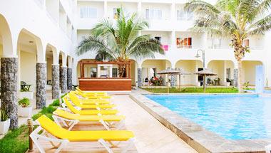 Hotel Pontão Superior