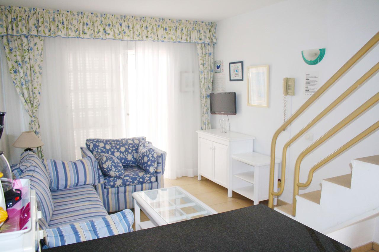 2-værelses lejlighed af højere standard