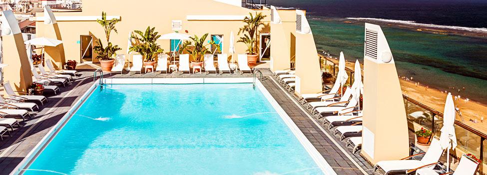 Bull Reina Isabel Spa Hotel I Las Palmas Spies Rejser