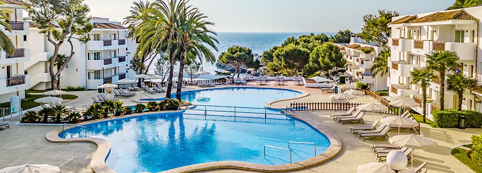Inturotel Cala Azul Park, Cala d'Or, Mallorca, Spanien