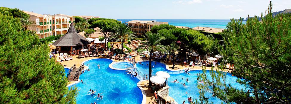Viva Cala Mesquida Resort, Cala Mesquida, Mallorca, Spanien