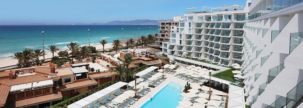 IBEROSTAR PLAYA DE PALMA, Playa de Palma, Mallorca, Spanien