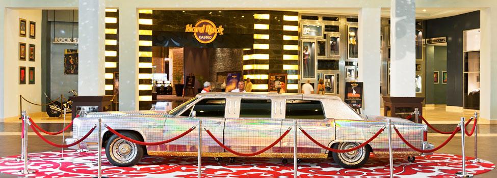Hard Rock Hotel & Casino Punta Cana, Punta Cana, Den Dominikanske Republik, Caribien og Centralamerika