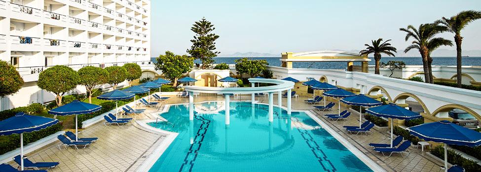 Mitsis Grand Hotel, Rhodos by, Rhodos, Grækenland
