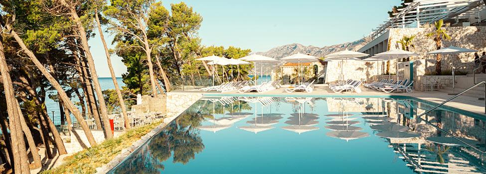 SENTIDO Bluesun Berulia, Brela, Makarska Riviera, Kroatien