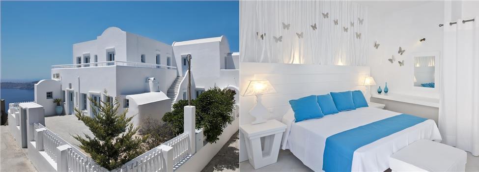 Casa Florina, Imerovigli, Santorini, Grækenland