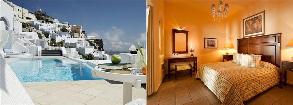 Andromeda Villas, Imerovigli, Santorini, Grækenland