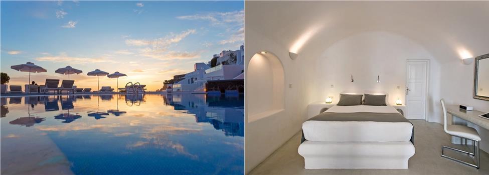 Pegasus Suites and Spa, Imerovigli, Santorini, Grækenland