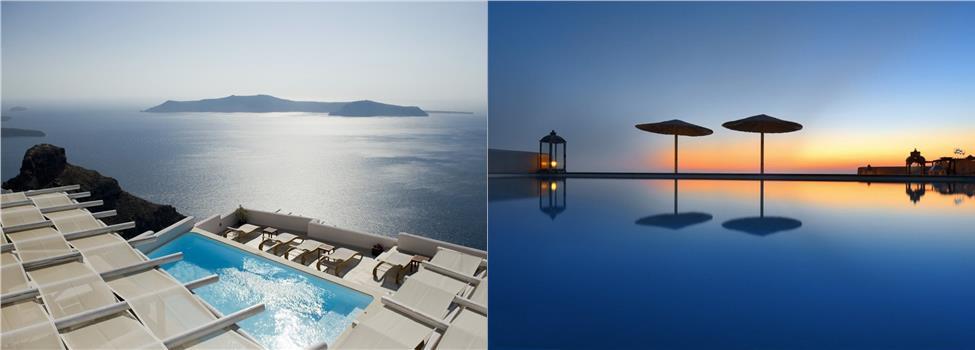 Gold Suites, Imerovigli, Santorini, Grækenland