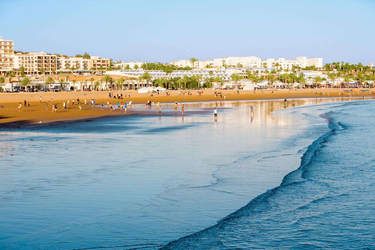rejser til marokko agadir