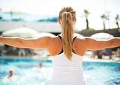 Træning, Sunprime C-Lounge