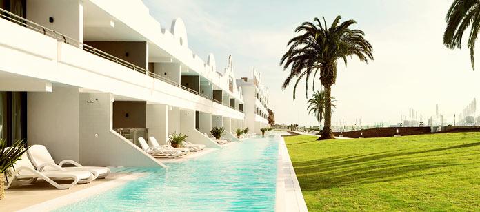 Suiterne, Ocean Beach Club - Gran Canaria