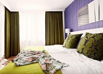 Værelserne, Sunprime Coral Suites & Spa