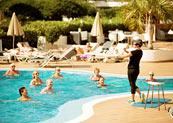 Træning, Sunprime Coral Suites & Spa