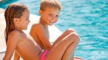 Børnenes Beach Club, Ocean Beach Club - Kreta