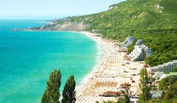Fem gode grunde - Bulgarien