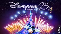 Rejser til Disneyland