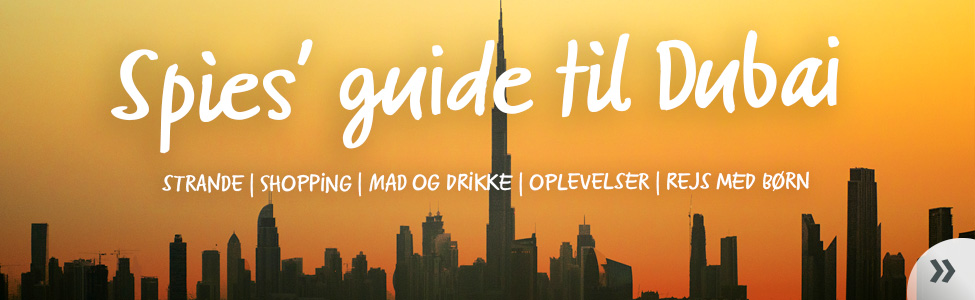 Spies' guide til Dubai