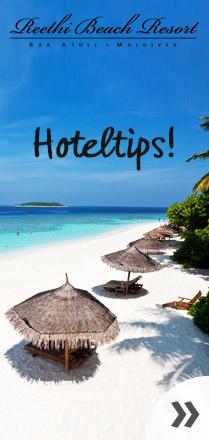 Hoteltips! Reethi Beach Resort