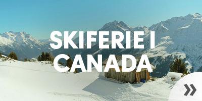 Skiferie i Canada