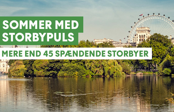 Storbyferie med Spies