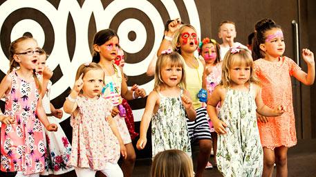 Børne- og ungdomsaktiviteter