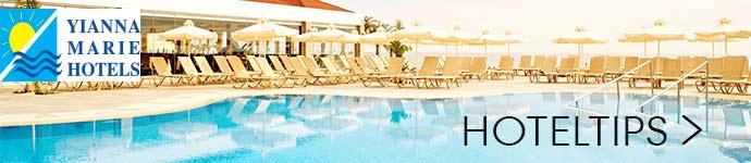 Rekommenderade hotell i Protaras