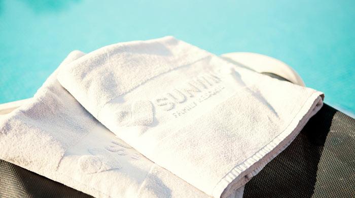 Badehåndklæder til alle